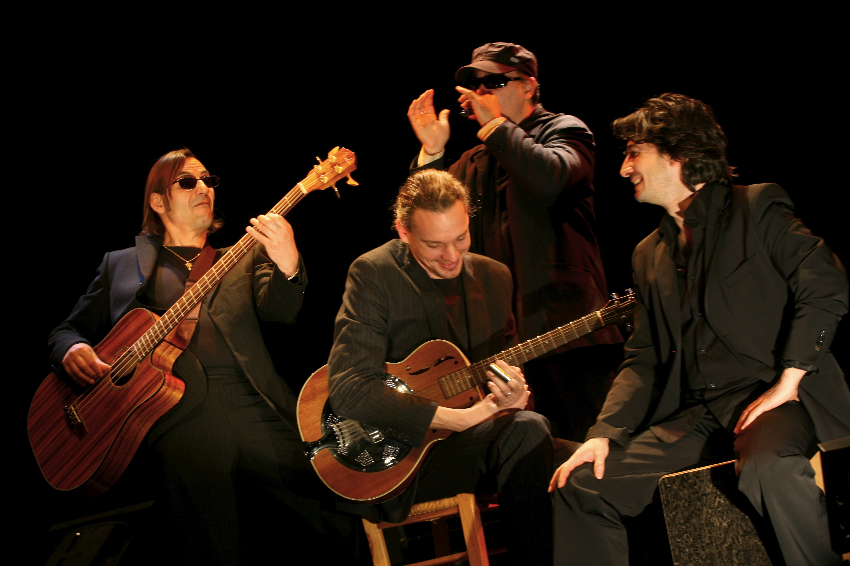 Nico Backton & the Wizards of Blues